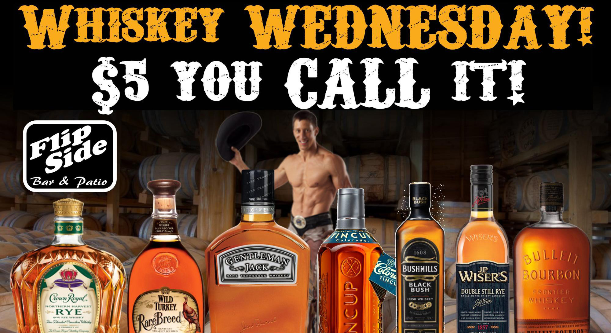 Whiskey Wednesday!